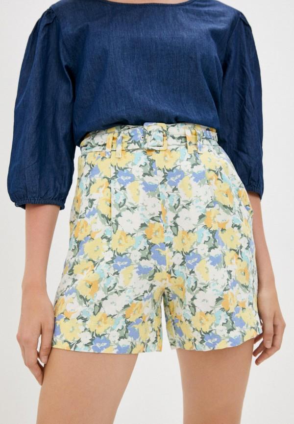 женские повседневные шорты colin's, разноцветные