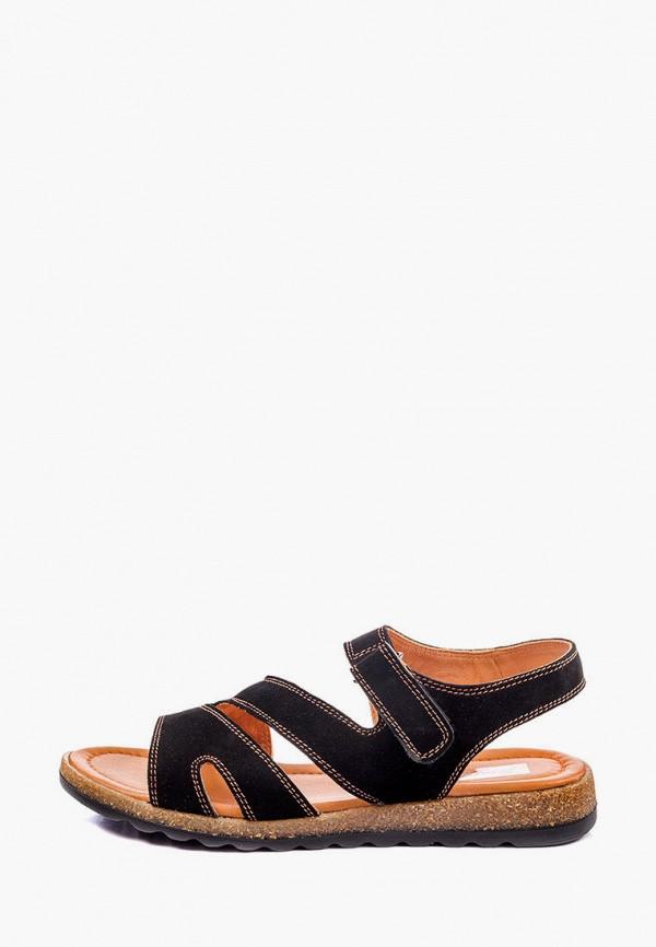 женские сандалии stormania, черные