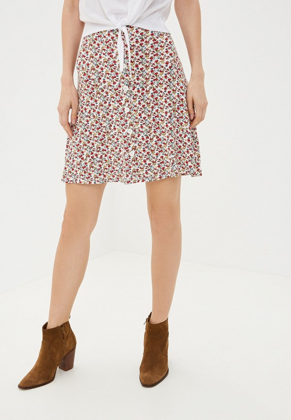 женская юбка colin's, белая