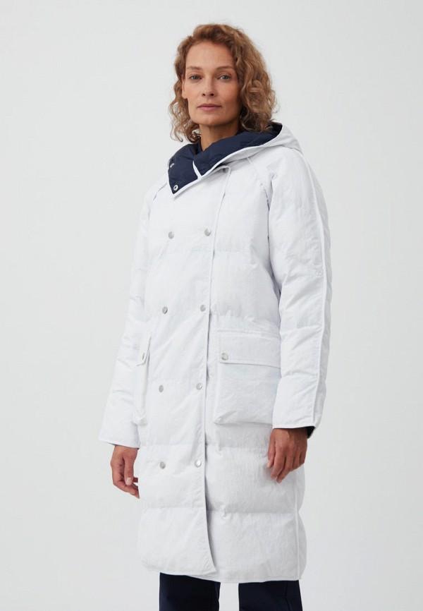 женская утепленные куртка finn flare, разноцветная
