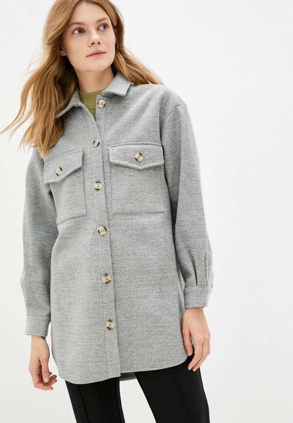 женская легкие куртка vittoria vicci, серая