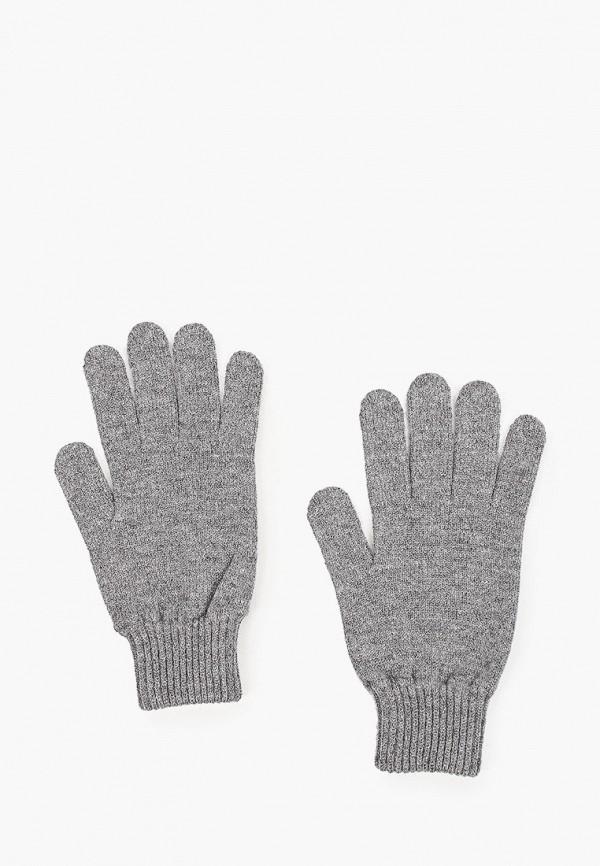 женские текстильные перчатки vittoria vicci, серые