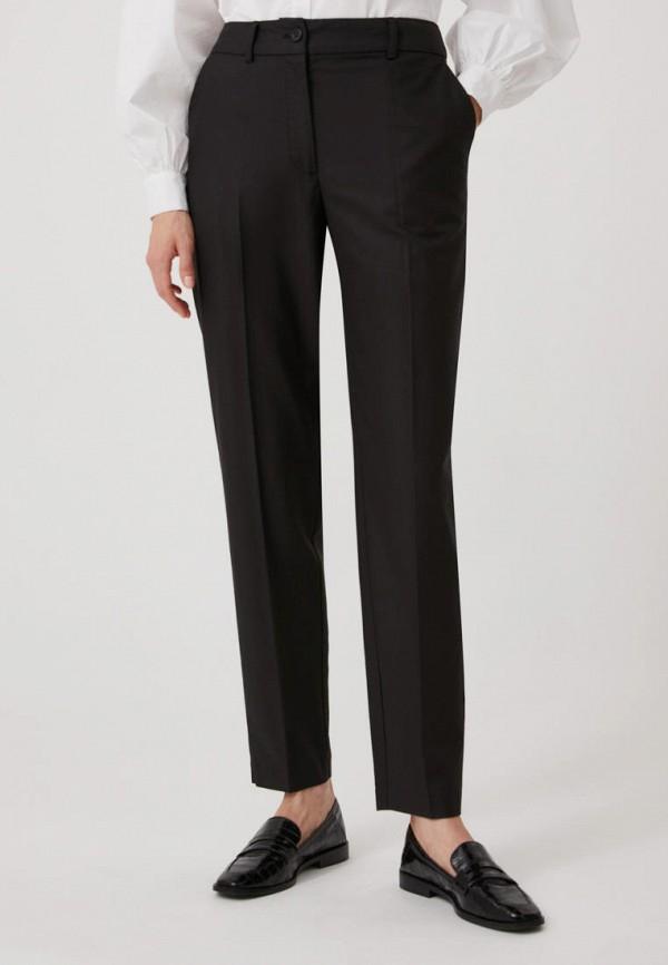 женские классические брюки finn flare, черные