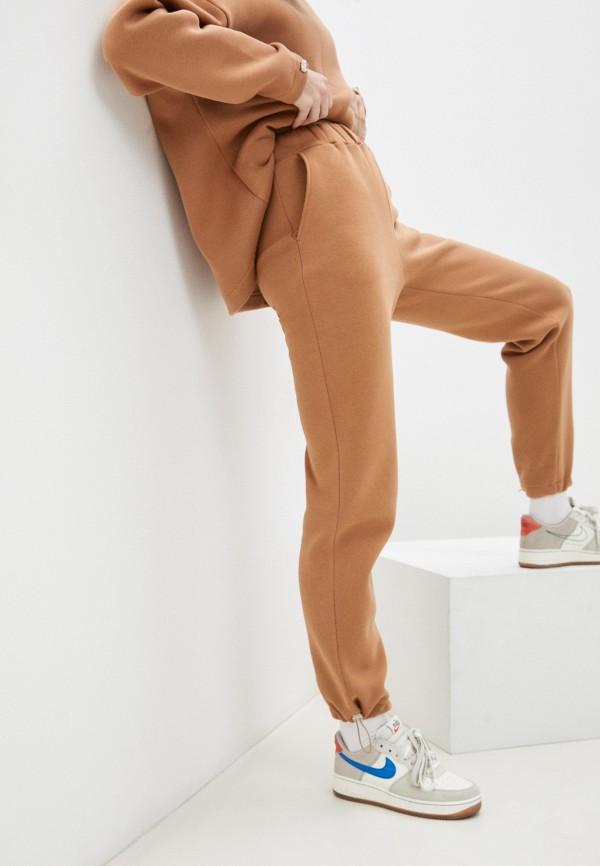 женские спортивные брюки ruxara, коричневые