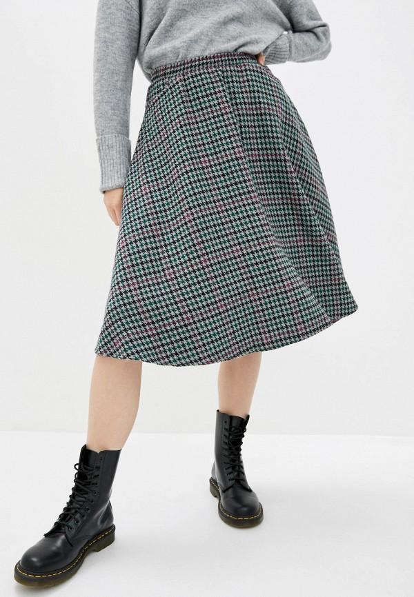 женская юбка garne, серая