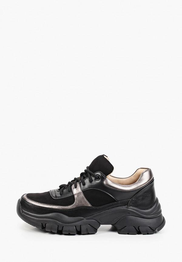 женские низкие кроссовки mascotte, черные