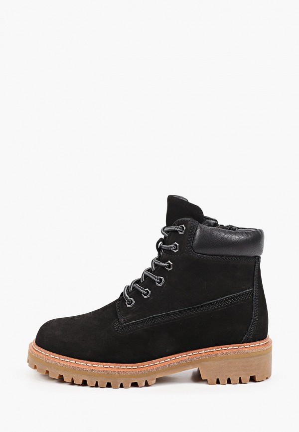 женские ботинки mascotte, черные