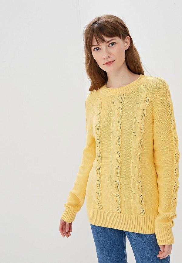 Фото - Женский джемпер Baon желтого цвета