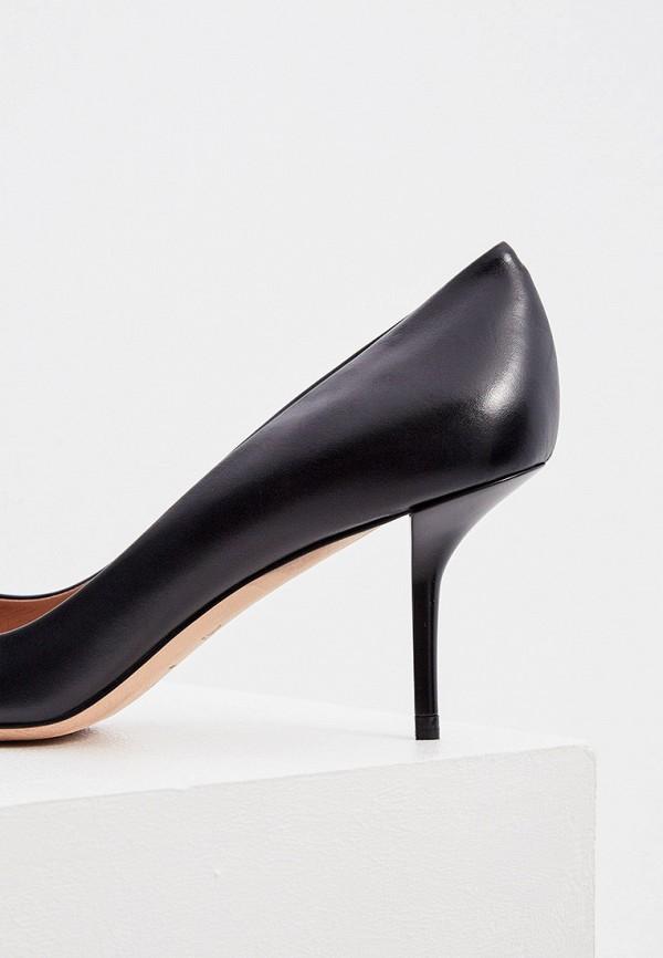 Туфли Boss цвет черный  Фото 4