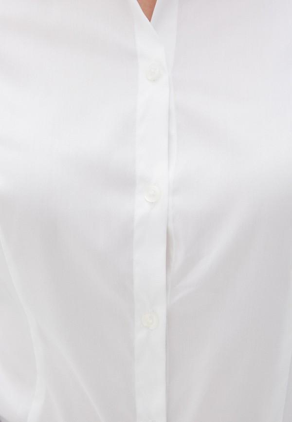 Рубашка Hugo цвет белый  Фото 4