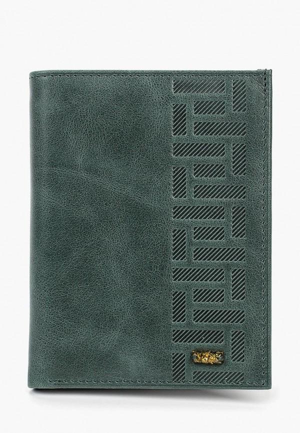 женский кошелёк d.morelli, зеленый