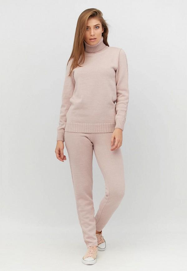женский костюм прованс, розовый
