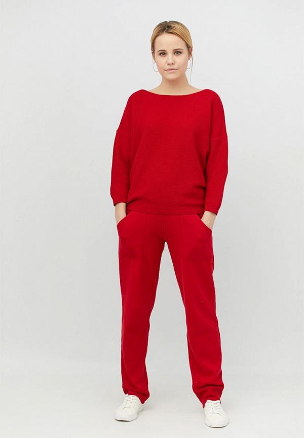 женский костюм прованс, красный