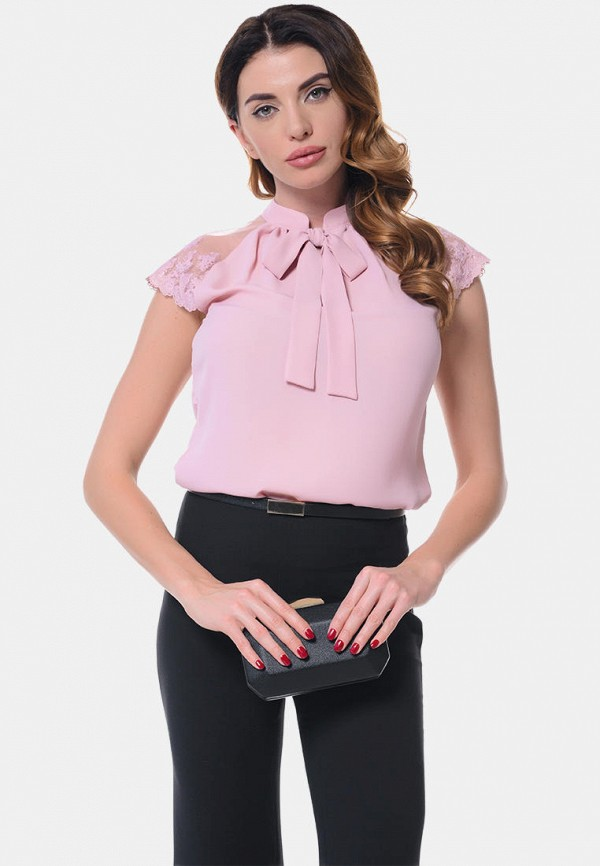 Блуза Genevie Genevie MP002XW0DC28 блуза genevie genevie mp002xw1cqkz