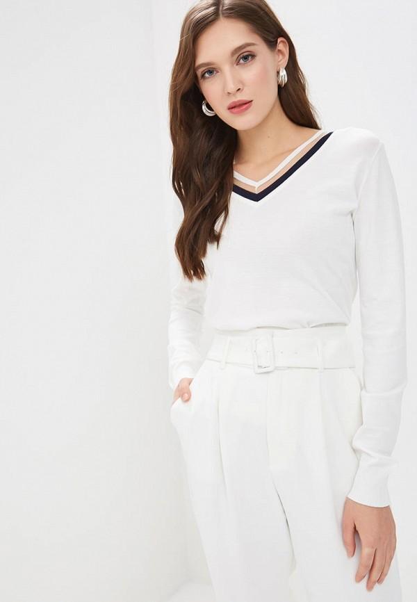 женский пуловер perspective, белый