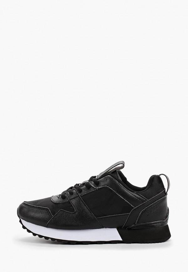 Купить Женские кроссовки Sigma черного цвета