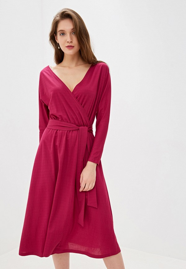 женское платье vera nicco, розовое