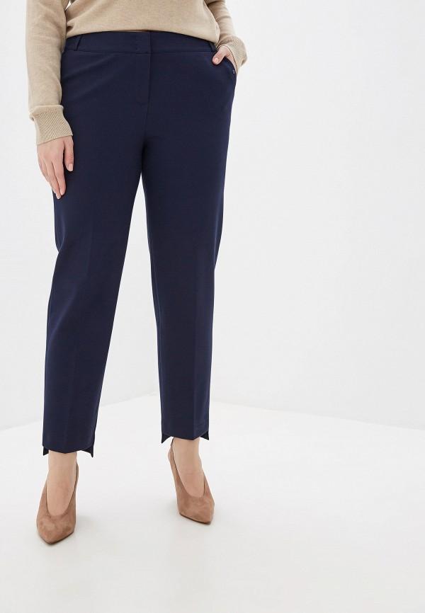 женские брюки мадам т, синие