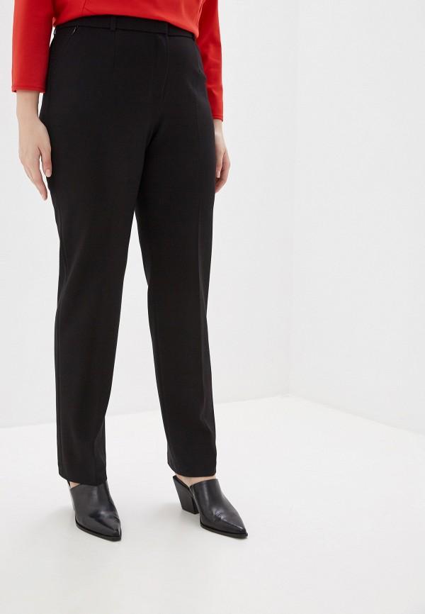 женские брюки мадам т, черные