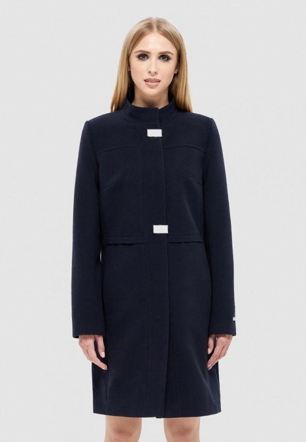 женское пальто danna, синее
