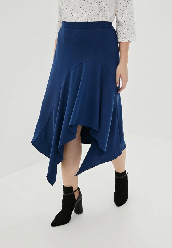 женская юбка svesta, синяя