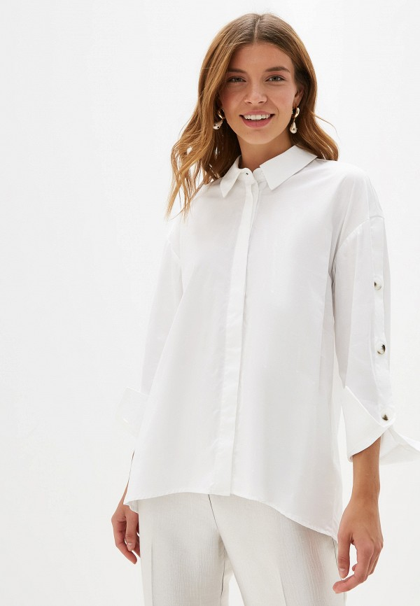 Рубашка Zarina Zarina MP002XW0DGYB цена в Москве и Питере