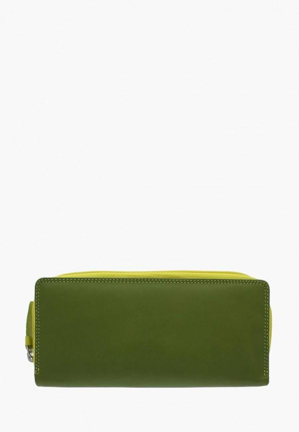 женский кошелёк visconti, хаки
