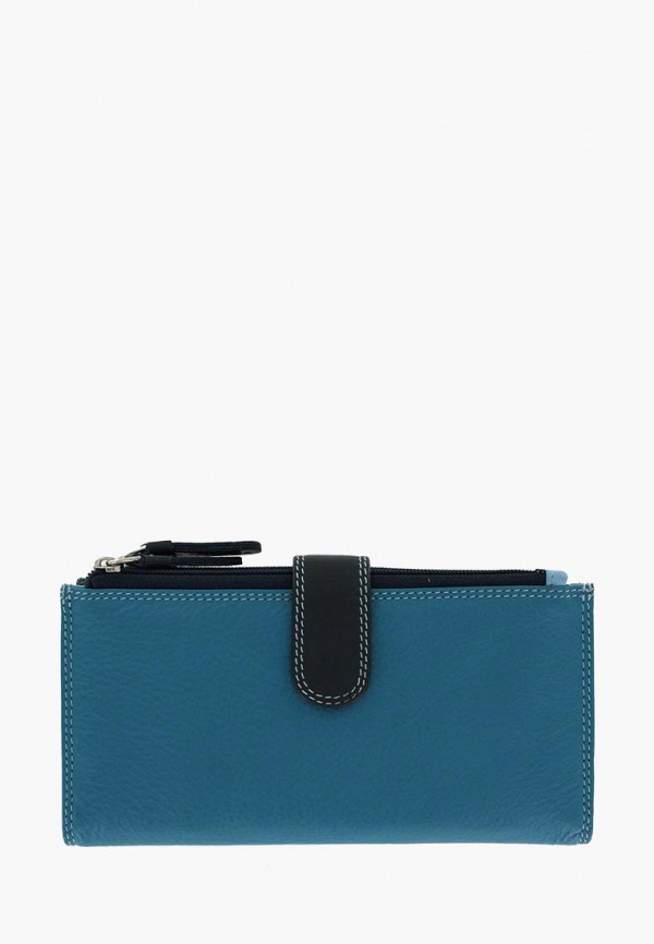 женский кошелёк visconti, синий