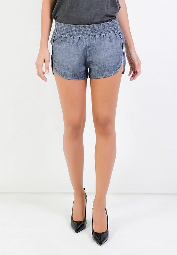 женские джинсовые шорты kriza, синие