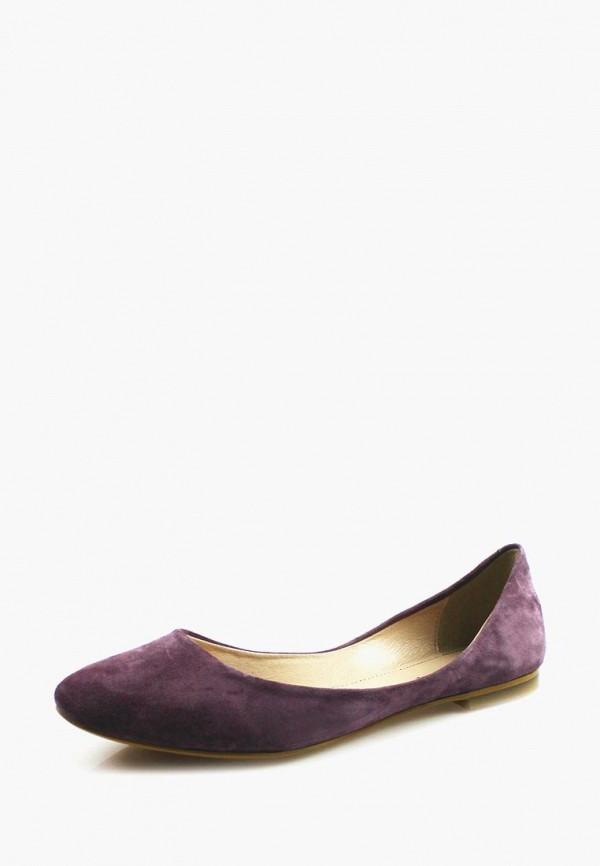 женские балетки blizzarini, фиолетовые