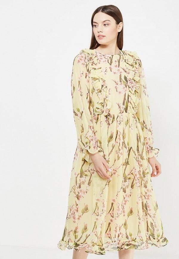 Платье Èssmy Èssmy MP002XW0DJE7