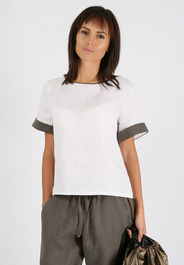 женская блузка morandi, белая