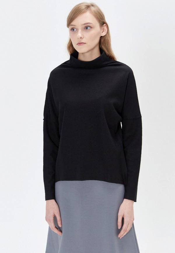 женский свитер base forms, черный