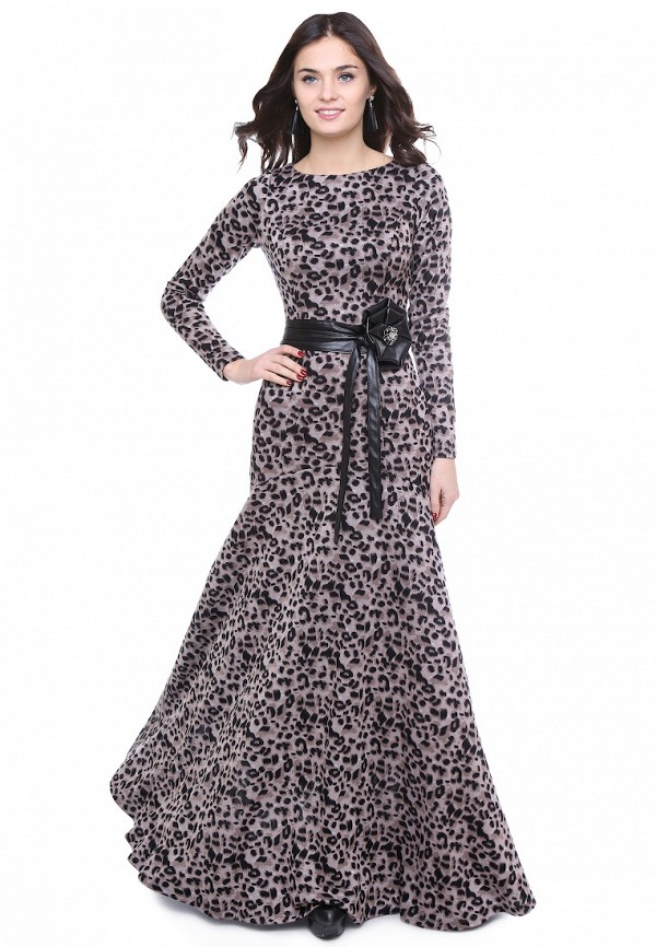 Платье Olivegrey Olivegrey MP002XW0DLH3
