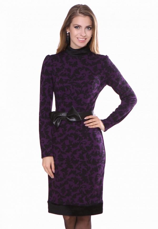 женское платье olivegrey, фиолетовое