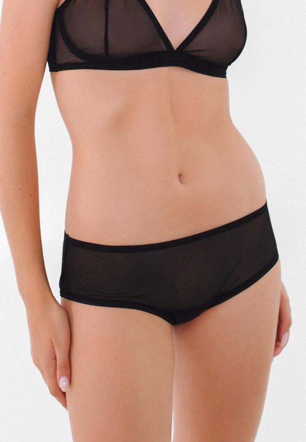 женские трусы-шорты texaleksa, черные
