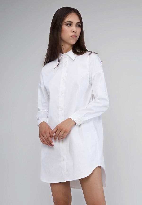 женское платье mirrorstore, белое