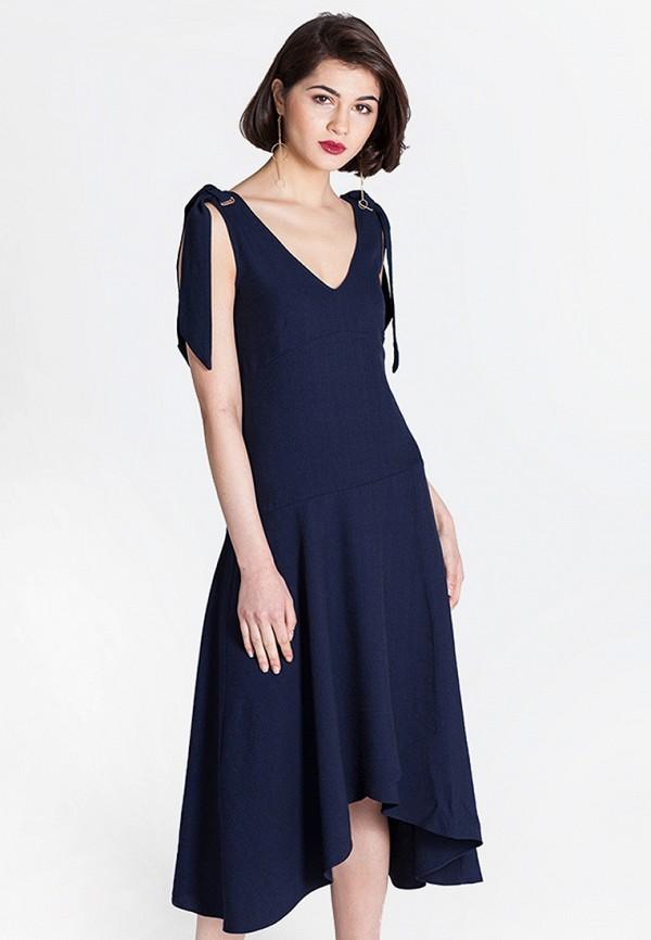 Платье Vilatte Vilatte MP002XW0DN3J платье vonflaibach цвет синий