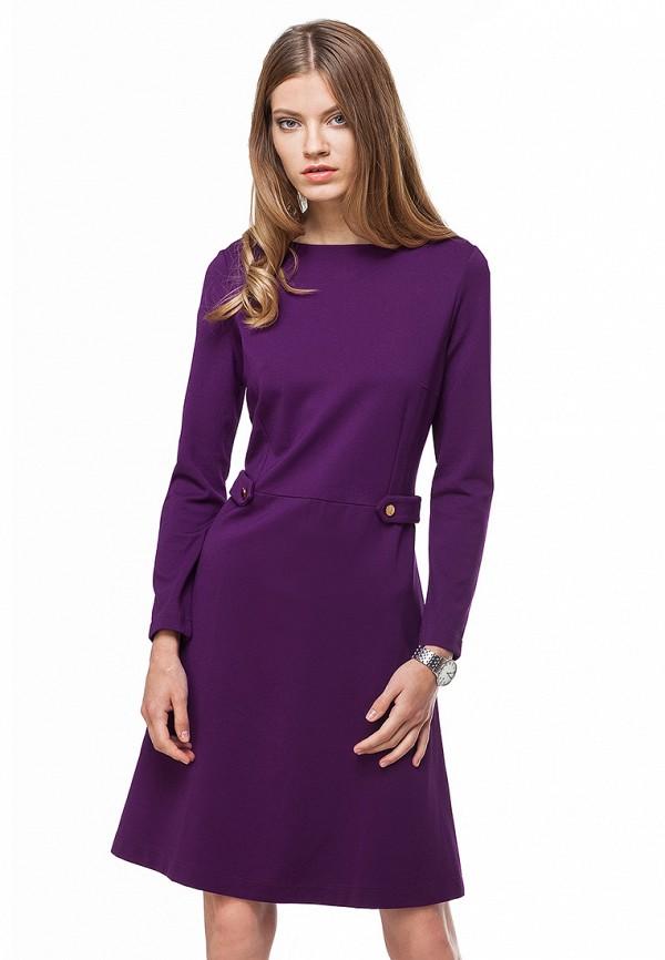 Платье Vilatte Vilatte MP002XW0DN44 платье savosina цвет фиолетовый