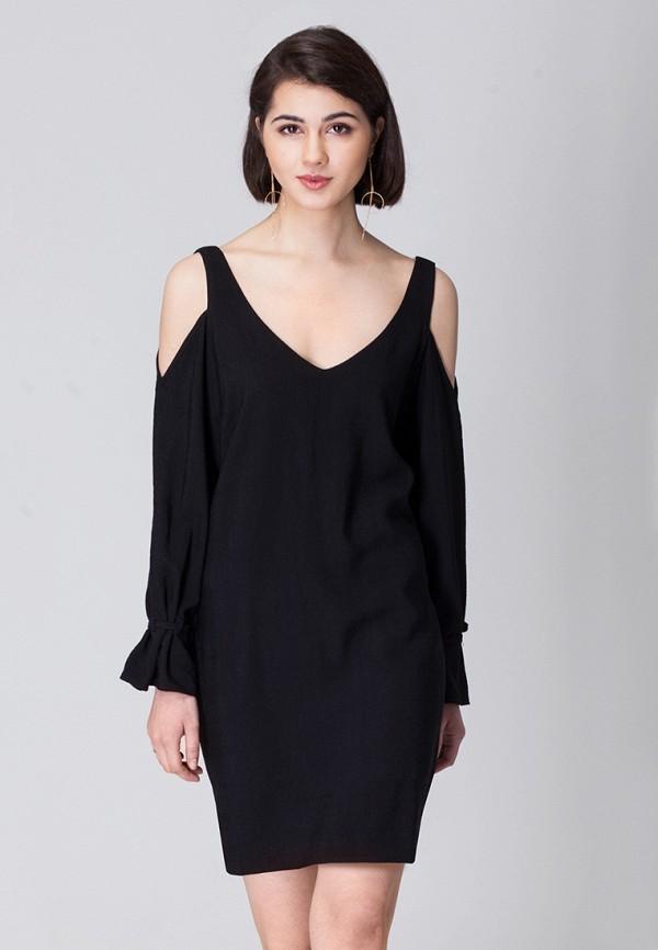Платье Vilatte Vilatte MP002XW0DN4M цена 2017