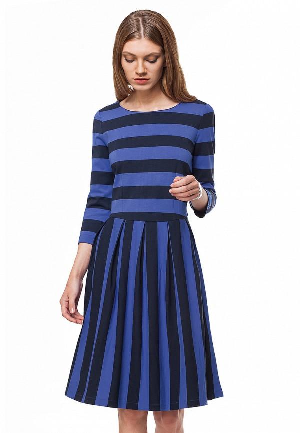 Купить Платье Vilatte, mp002xw0dn50, синий, Осень-зима 2017/2018