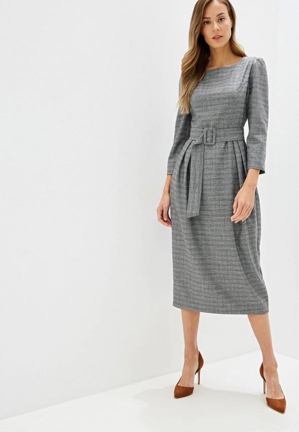 женское платье ruxara, серое
