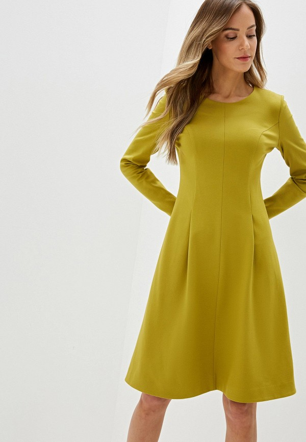 женское платье ruxara, хаки
