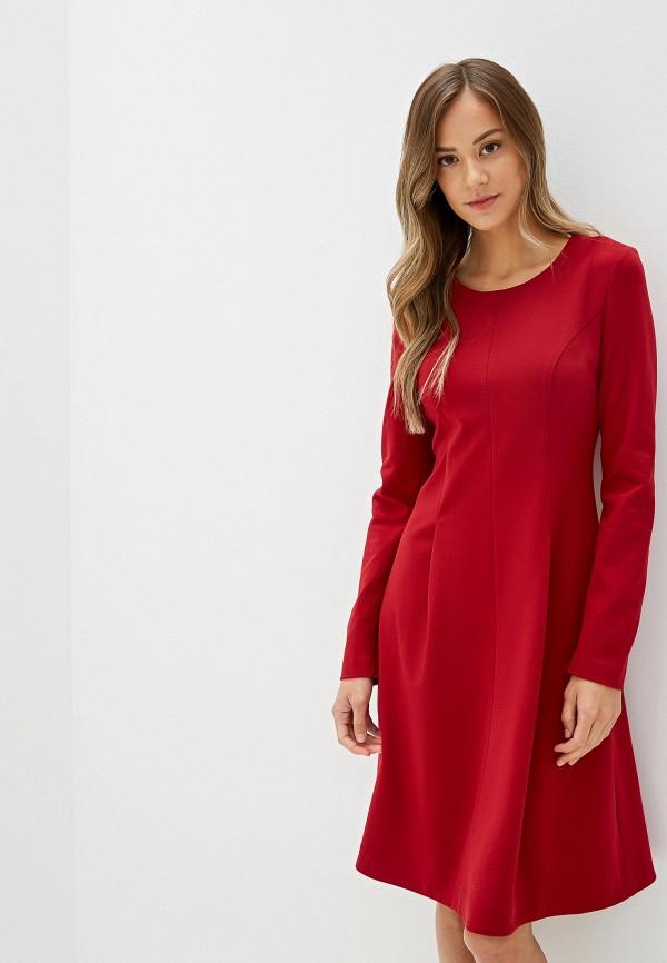 женское платье ruxara, красное