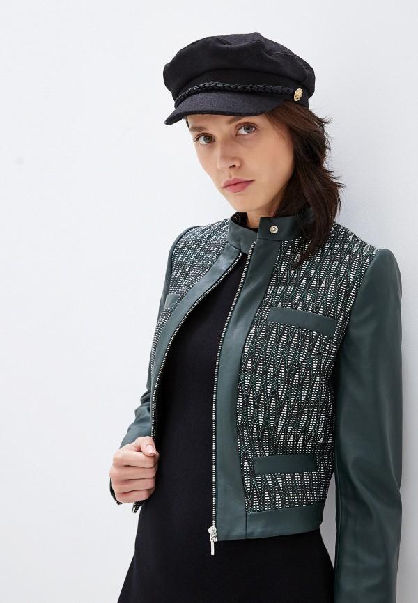 Куртка кожаная Ruxara
