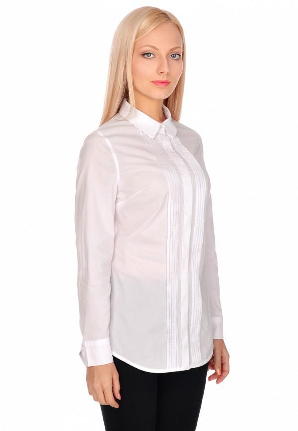 женская рубашка city jungle, белая