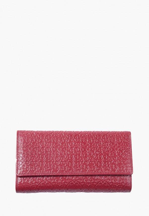 женский кошелёк адили, красный