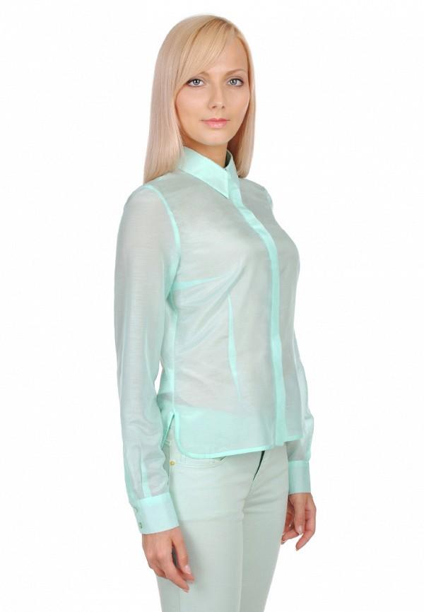 женская рубашка с длинным рукавом city jungle