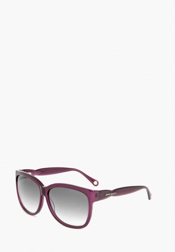 мужские солнцезащитные очки enni marco, фиолетовые