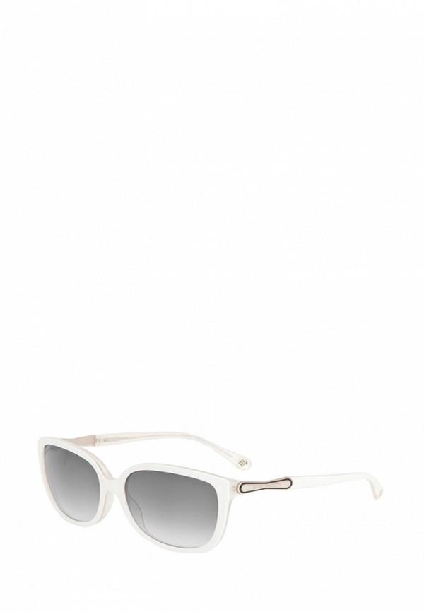 женские солнцезащитные очки enni marco, белые